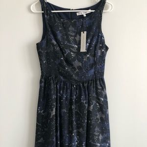 Cupcakes and Cashmere NWT Floral Dress